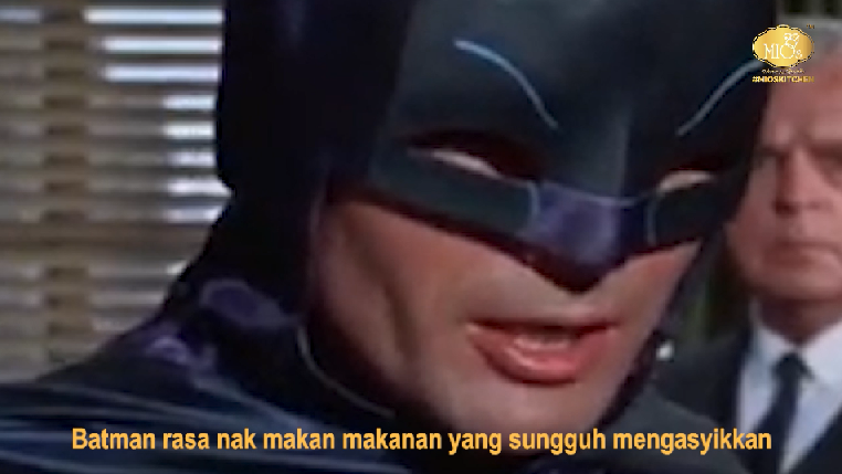"""BATMAN LAPAR"" [2019]"